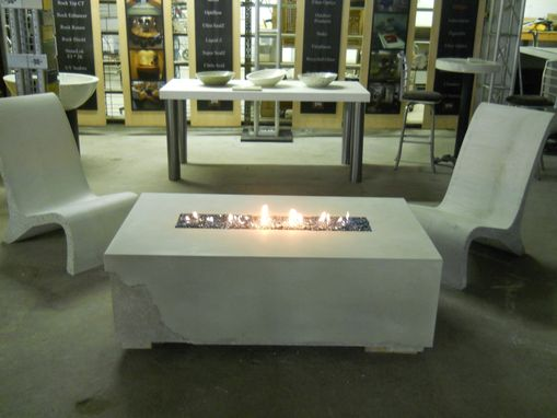 Custom Made Fire Tables
