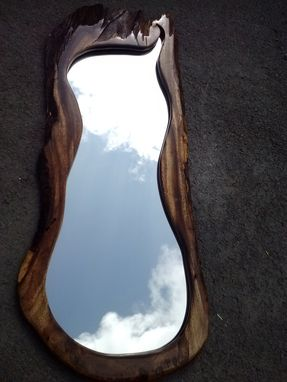 Custom Made Natural Mirror For Bedroom Vanity