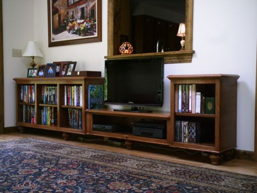 Custom Made Low Profile Wall Unit