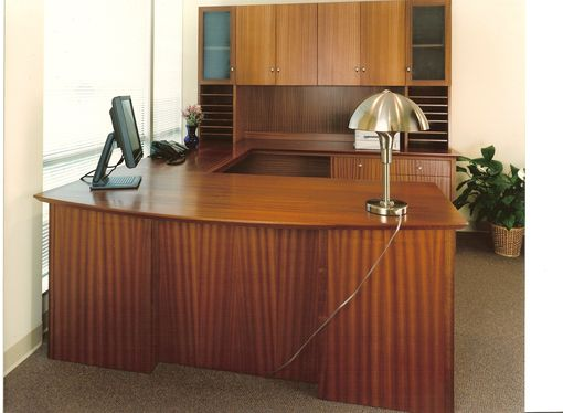Custom Made Office Furniture