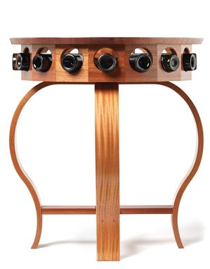 Custom Made Don Vino Bistro Table