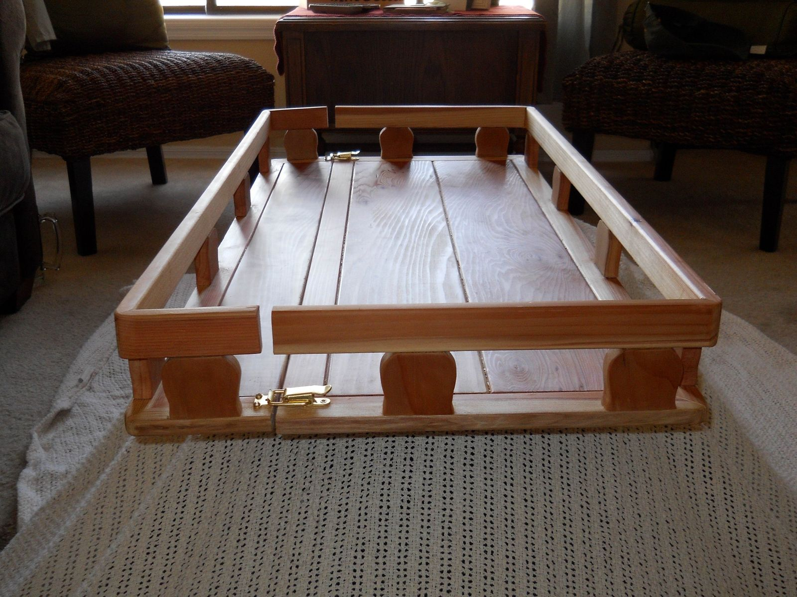 Handmade Baby Changing Table By Reeseworks Custommade Com