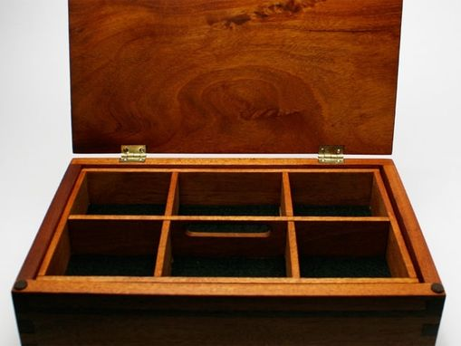 Custom Made Heirloom Jewelry Box