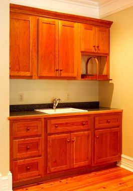 Custom Made Shaker Style Wet-Bar