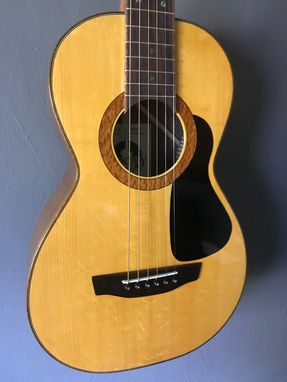 Custom Made Small Concert Parlor Guitar-Fingerstyle