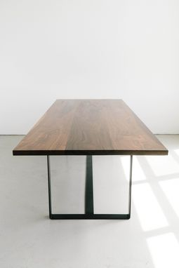 Custom Made U3 Dining Table - Walnut