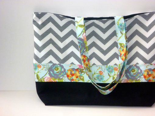 Custom Made Custom Weekender/Beach Tote