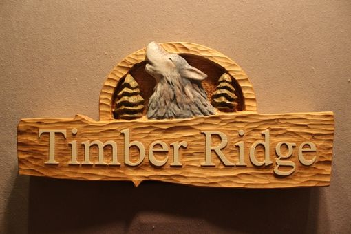 Handmade custom wood signs home carved wooden