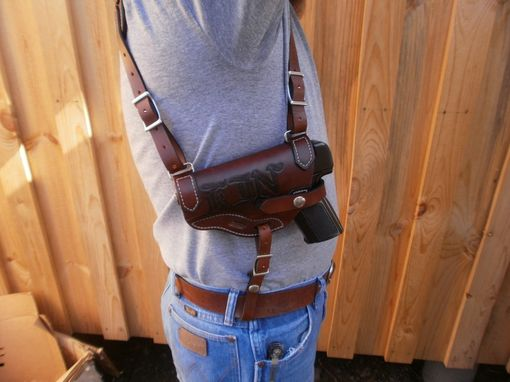 Custom Made Shoulder Holster