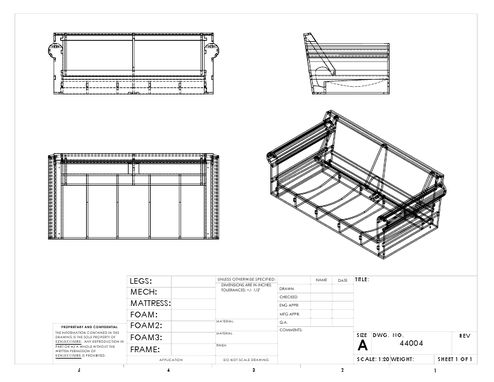 Custom Made 3d Cad Capabilities Frame Design To Finished Product