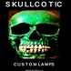 Skullcotic Custom Lamps in