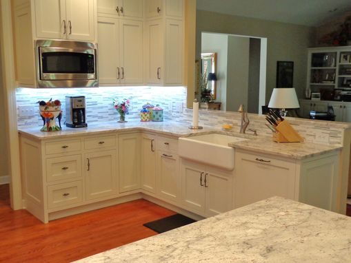 Custom Made Shaker Kitchen-Inset Doors