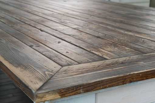 Custom Made Farmhouse Table (Custom)