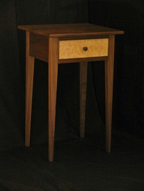 Custom Made Elegant Nightstand