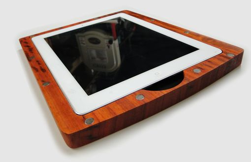 Custom Made Cookcraft Ipad 2 Case - Handmade, Classy And Unique
