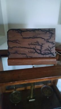 Custom Made Electric Art Wood Burning Home Decor Abstract Pieces