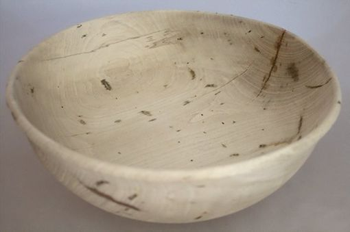 Custom Made Rustic Bowl And Vessel