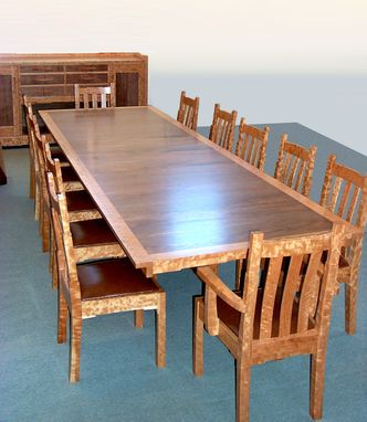 Custom Made Dining Room Set