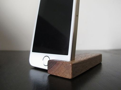 Custom Made Portable Iphone Stand