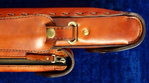 Custom Made 1958  Leather Poolstick Case