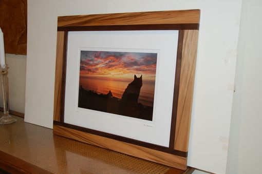 Custom Made Custom Frame And Picture