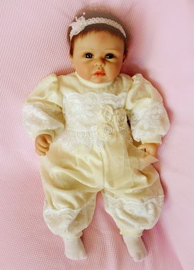 Custom Made Mattison After The Christening Outfit