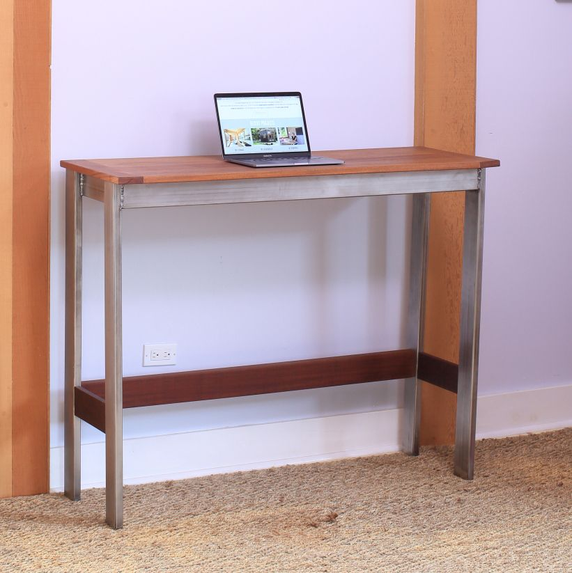 Sensational Hand Crafted Argyle Standing Desk Customized For Your Ibusinesslaw Wood Chair Design Ideas Ibusinesslaworg