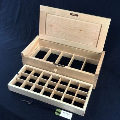 Custom Made Maple Jewelry Box