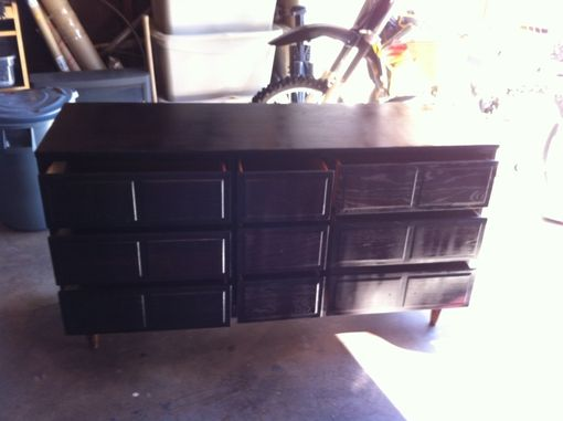 Custom Made Refurbished 60s Vintage Dresser