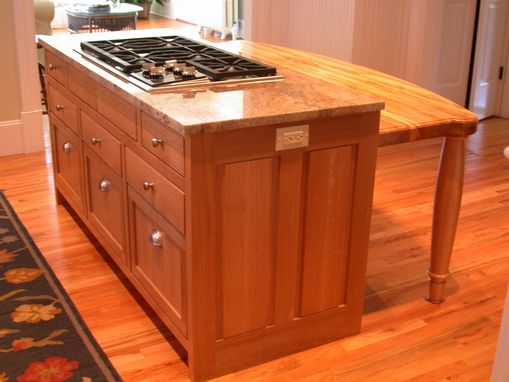 Custom Made Custom Kitchen - Old Greenwich Ct