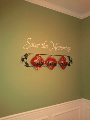 Custom Made Kitchen Quote Mural
