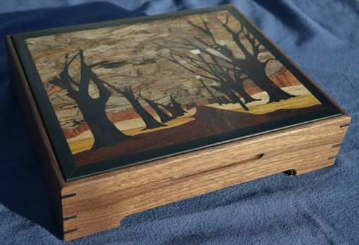 Custom Made Keepsake Box For My Wife