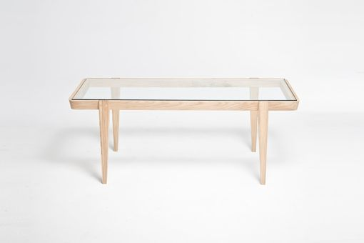 Custom Made Oslo Lake Coffee Table