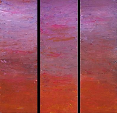Custom Made Desert Hues (Triptych, 2011)