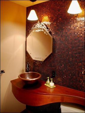 Custom Made Bathrooms