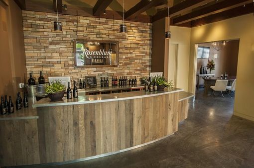 Custom Made Wine Bars, Bottle Racks