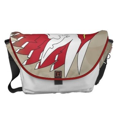 Custom Made Keigstu Reborn Messenger Bag (Medium)
