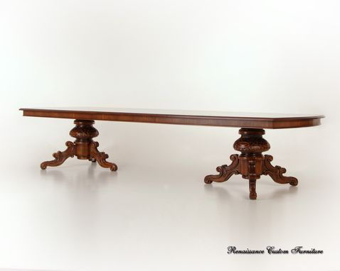 Custom Made #434 Oval Dining Table