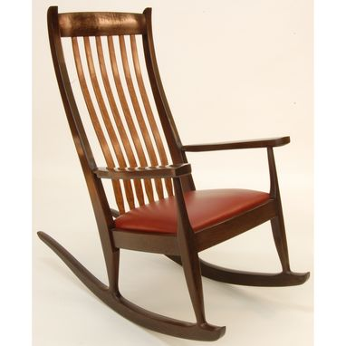 Custom Made Ashland Rocking Chair