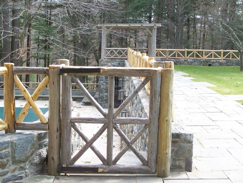 Hand Crafted Pool Fencing By Natural Edge Custommade Com