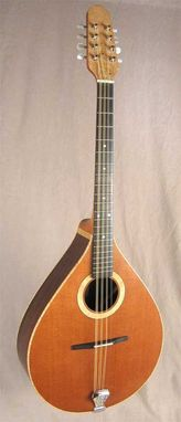 Custom Made Irish Bouzouki Or Octave Mandolin