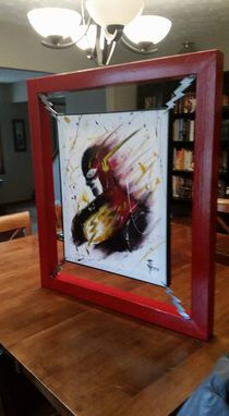 Custom Made Steel Art Frame