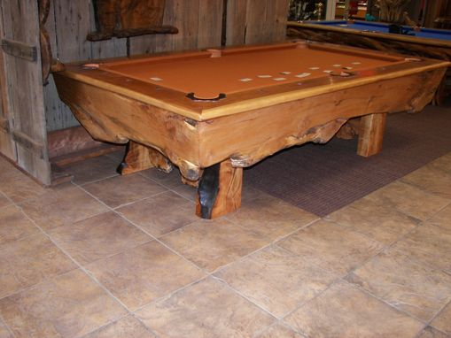Custom Made Custom Billiard Tables