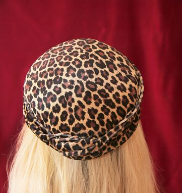 Custom Made Who Wants A Leopard Skin Pillbox Hat?