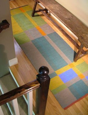 Custom Made Handwoven Hallway Runner