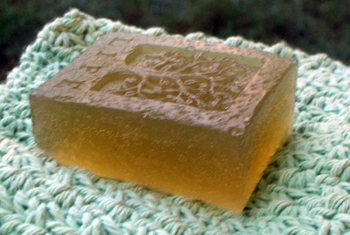 Custom Made Tree Of Life Hemp Soap - Handcrafted Rare And Unusual Mold - 4 Ounce Soap