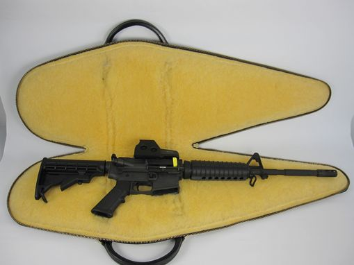 Custom Made Bushmaster Rifle Accessory/ Gun Accessory