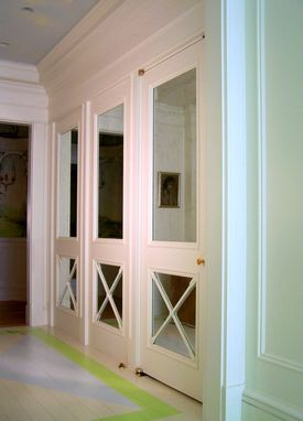 Custom Made Unique Interior Doors