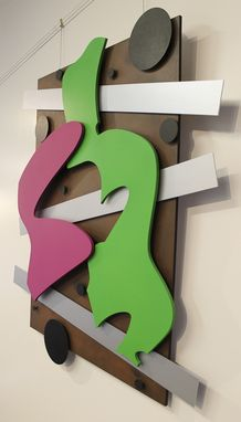 Custom Made Wall Sculpture Hqv5
