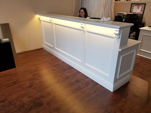 Custom Made Custom Retail Counter